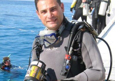sameh-diving